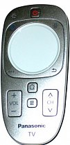 Panasonic N2QBYB000033 = N2QBYB000027 Touch pad controller originální dálkový ovladač