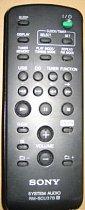 Sony RM-SCU37B originální dálkový ovladač CMT-FX205